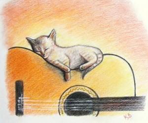 dreaming-cat-300x249